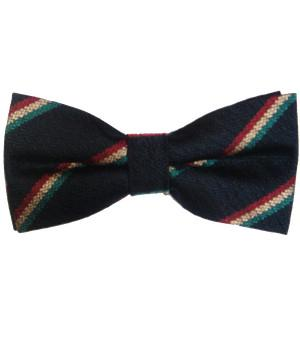 Mercian Regiment (Town) Silk Non Crease Pretied Bow Tie
