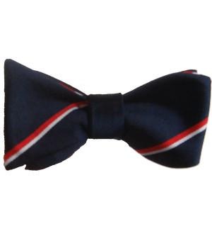 Royal Navy Polyester (Self Tie) Bow Tie