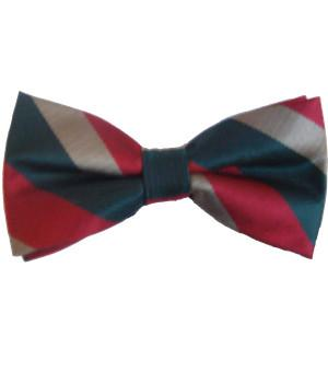 5th Royal Inniskilling Dragoon Guards Poly (Pretied) Bow Tie - regimentalshop.com