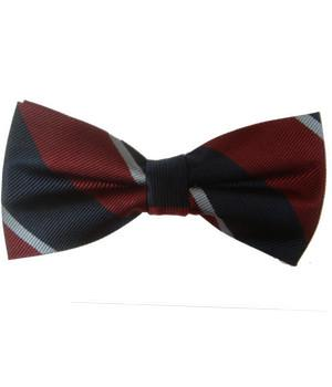 Royal Air Force Silk (Pretied) Bow Tie - regimentalshop.com