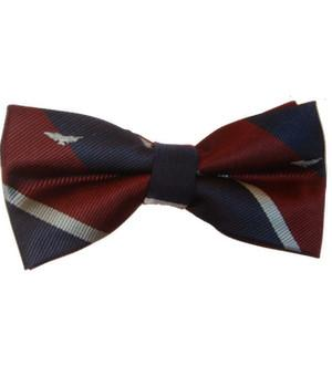 "Royal Air Force ""Albatross"" Polyester (Pre-tied) Bow Tie"