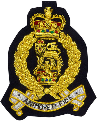 Adjutant General's Corps Blazer Badge - regimentalshop.com