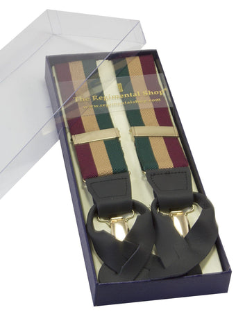 Royal Dragoon Guards Braces - regimentalshop.com