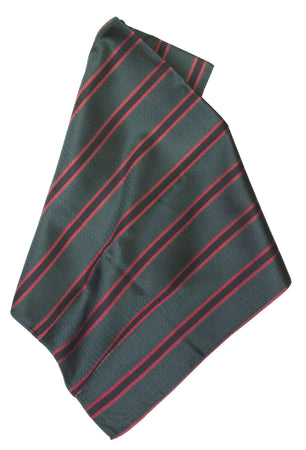 The Rifles Silk Non Crease Scarf - regimentalshop.com
