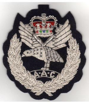 Army Air Corps Blazer Badge