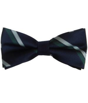 Royal Corps of Signals Polyester (Pretied) Bow Tie - regimentalshop.com