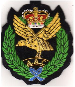 Army Air Corps Blazer Badge - regimentalshop.com