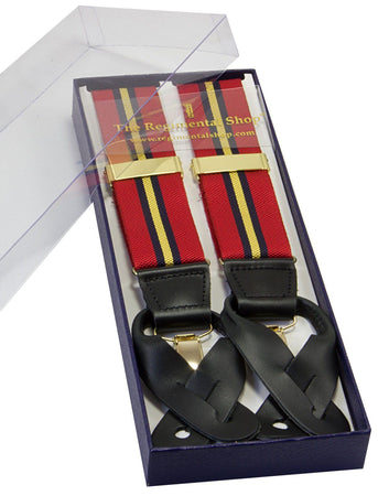 "Royal Artillery ""Stable Belt"" Braces - regimentalshop.com"