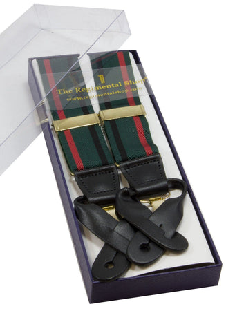 Royal Green Jackets Braces