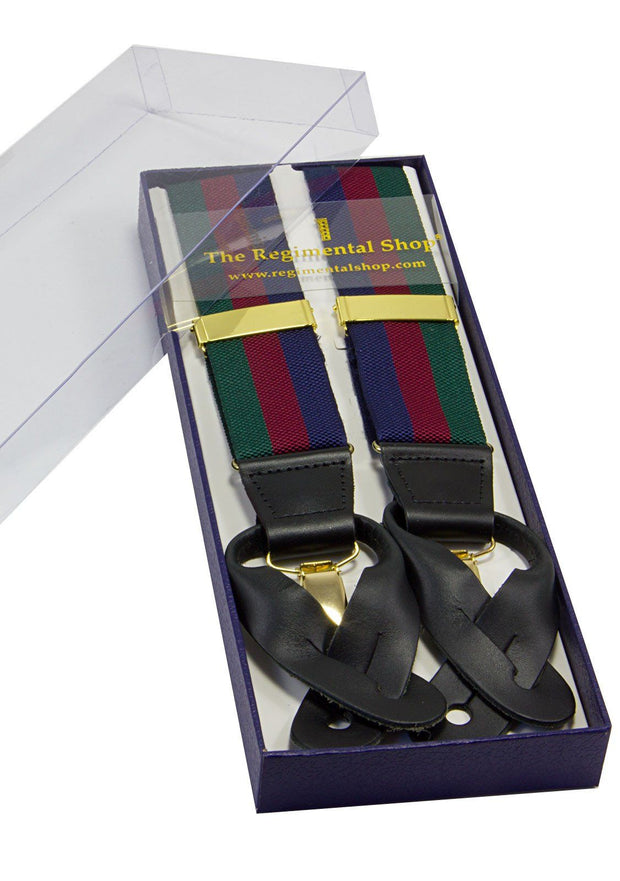 Black Watch Braces - regimentalshop.com