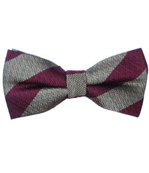 Cheshire Regiment Silk Non Crease (Pretied) Bow Tie