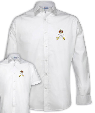 ASPT Regimental Poplin Shirt - Short or Long Sleeves
