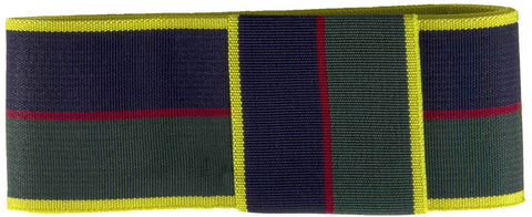Argyll & Sutherland Highlanders Ribbon for any brimmed hat