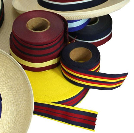 Regimental Ribbon for any brimmed hat - regimentalshop.com