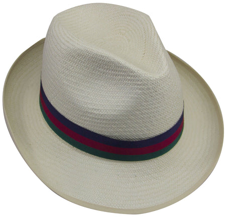 Black Watch Panama Hat - regimentalshop.com