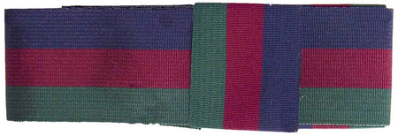 Black Watch Regiment Ribbon for any brimmed hat - regimentalshop.com