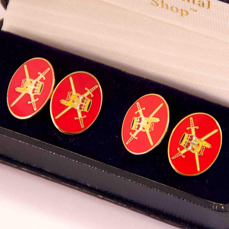 Regular British Army Cufflinks - regimentalshop.com
