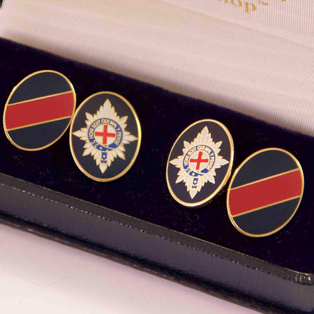 Coldstream Guards Cufflinks - regimentalshop.com