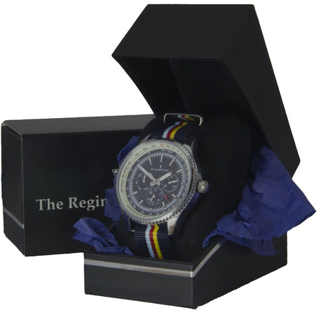 Corps of Army Music Military Multi Dial Watch - regimentalshop.com