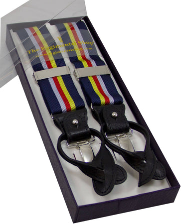 Corps of Army Music Braces - regimentalshop.com