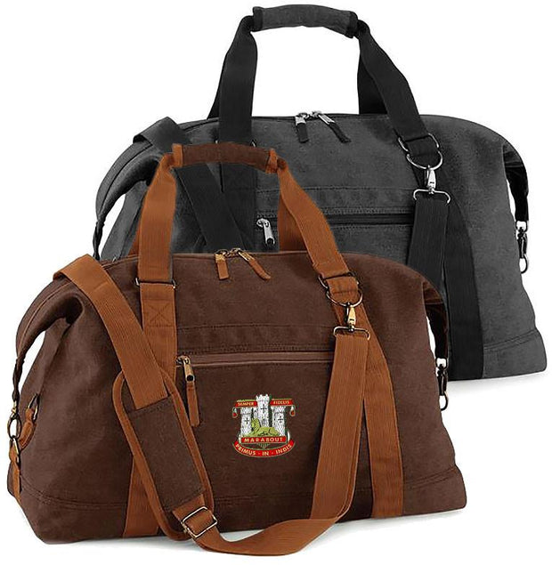 Devonshire and Dorset Regiment Weekender Sports Bag - regimentalshop.com