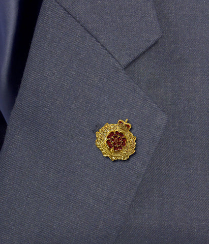 Duke of Lancaster's Regimental Lapel Badge - regimentalshop.com
