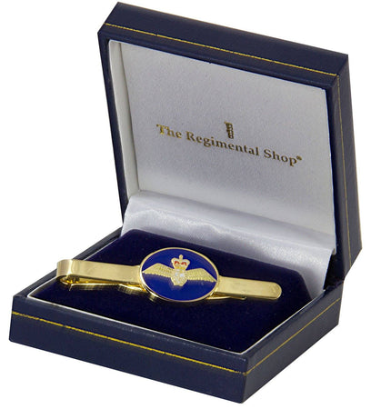 Fleet Air Arm Gilt Enamel Tie Clip - regimentalshop.com