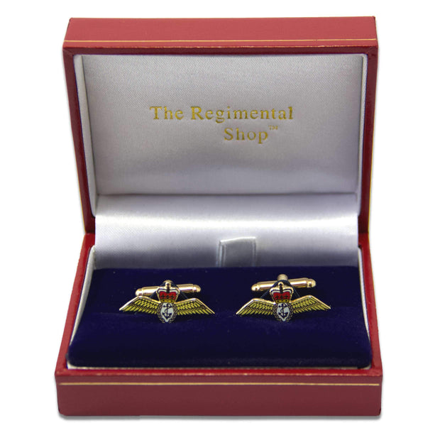 Fleet Air Arm Cufflinks - regimentalshop.com