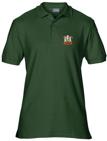 Devonshire And Dorset Regiment Polo Shirt