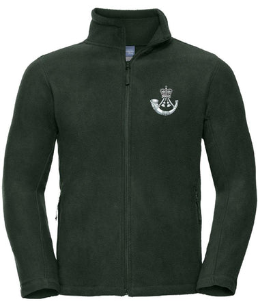 The Rifles Regiment Premium Outdoor Fleece - regimentalshop.com