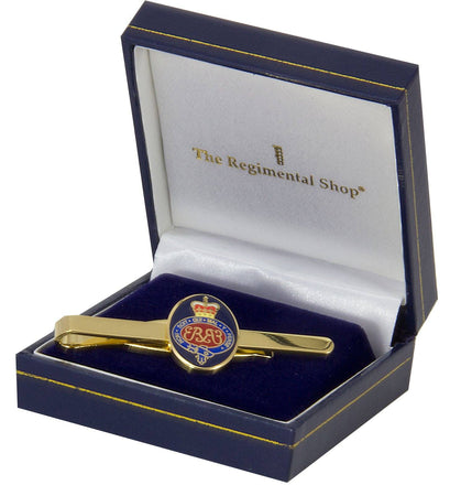 Grenadier Guards Gilt Enamel Tie Clip - regimentalshop.com