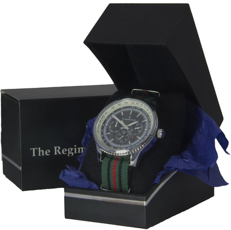 Gurkha Brigade Military Multi Dial Watch - regimentalshop.com