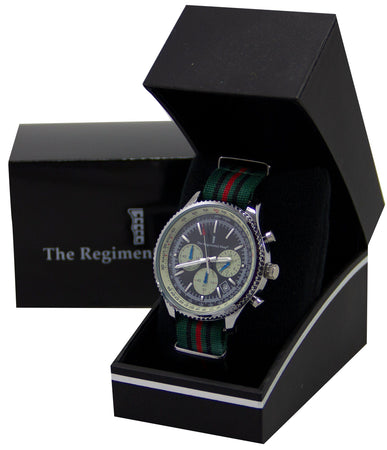 Gurkha Brigade Military Chronograph Watch - regimentalshop.com