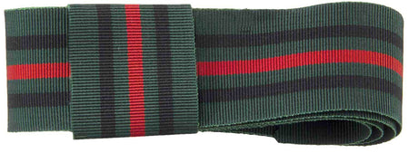 Gurkha Brigade Regiment Ribbon for any brimmed hat - regimentalshop.com