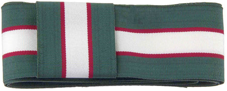 Intelligence Corps Ribbon for any brimmed hat - regimentalshop.com