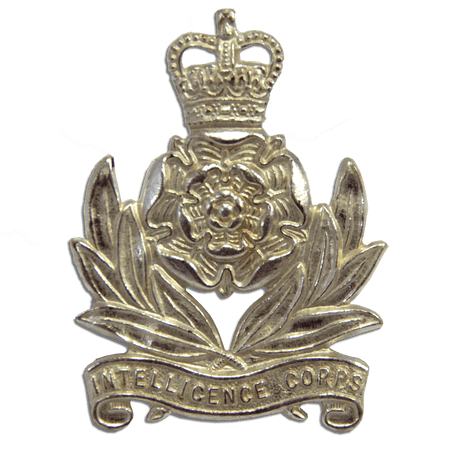 Intelligence Corps Beret Badge - regimentalshop.com