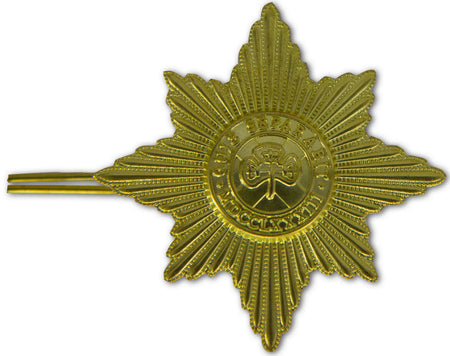 Irish Guards Beret Badge - regimentalshop.com