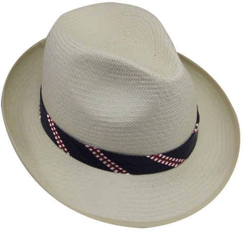 King's Own Scottish Borderers Panama Hat - regimentalshop.com