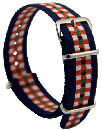 King's Own Scottish Borderers G10 Watch Strap - regimentalshop.com