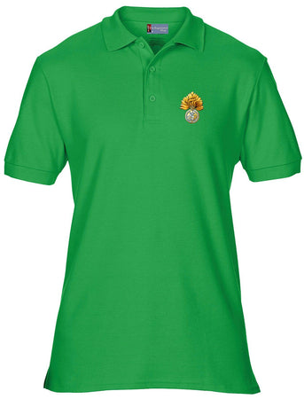 Royal Regiment of Fusiliers Polo Shirt - regimentalshop.com