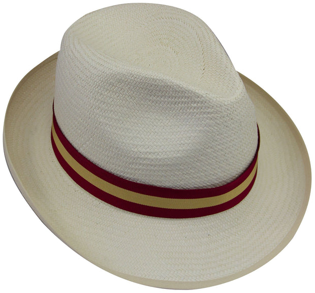 King's Royal Hussars Panama Hat - regimentalshop.com