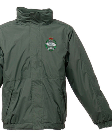 Royal Tank Regimental Dover Jacket