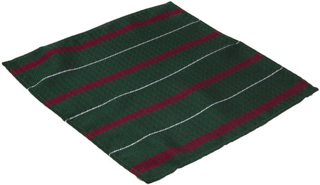 Light Infantry Silk Non Crease Pocket Square (Small Handkerchief) - regimentalshop.com