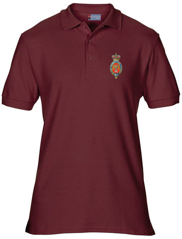 The Blues and Royals Regimental Polo Shirt