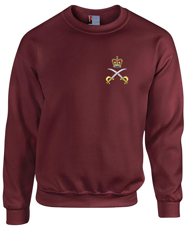 Army School of Physical Training (ASPT) Heavy Duty Sweatshirt - regimentalshop.com