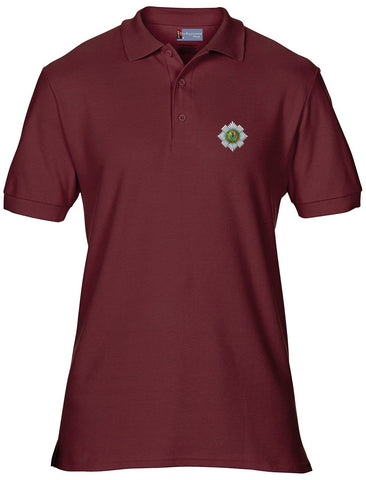 Scots Guards Regimental Polo Shirt