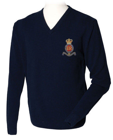Royal Horse Artillery Pure Lambswool Jumper