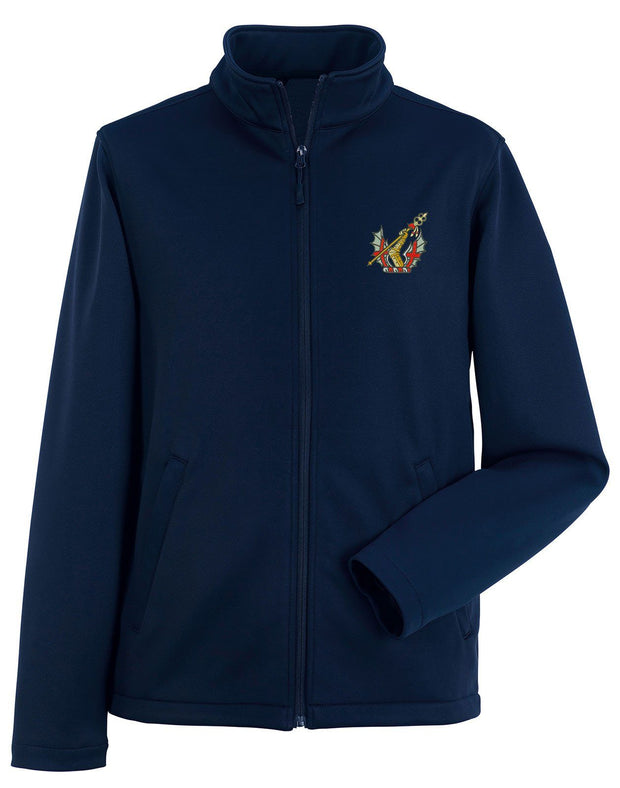 Honourable Artillery Company (HAC) Softshell Jacket - regimentalshop.com