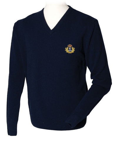 Royal Navy Pure Lambswool Jumper