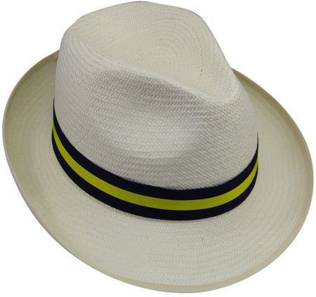 Princess of Wales's Royal Regiment Panama Hat - regimentalshop.com